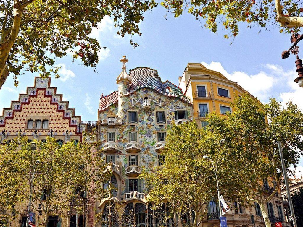 Casa Batlló antoni gaudi