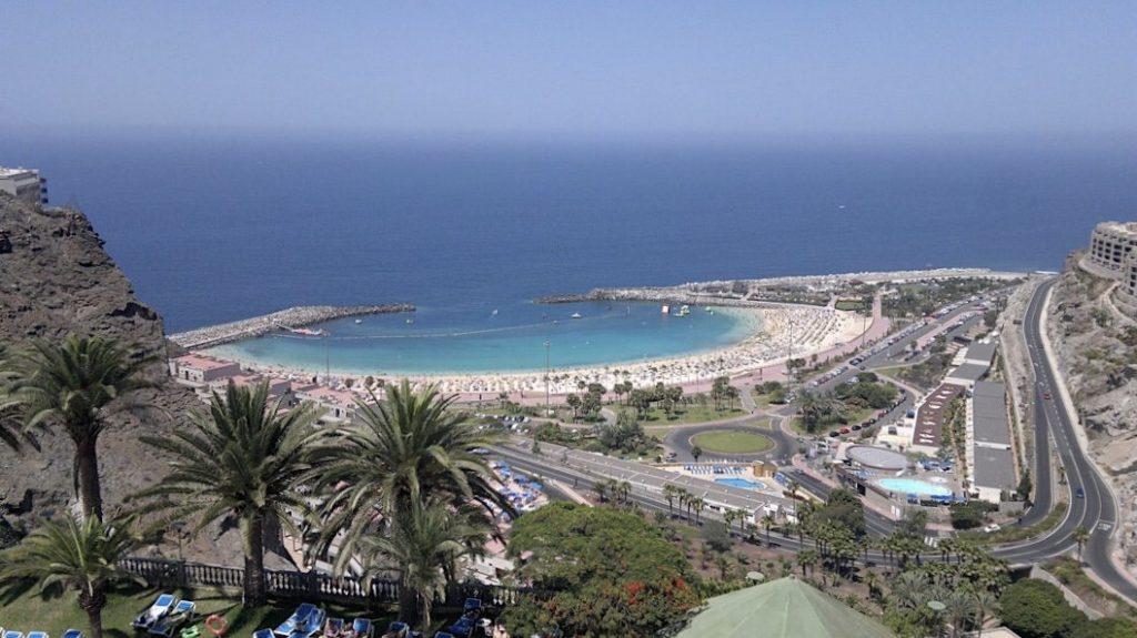 Amadores Beach,Gran Canaria