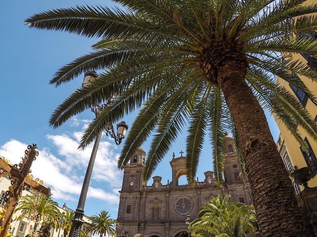 Cathedral de Santa Ana and Casa de Colon, Gran Canaria