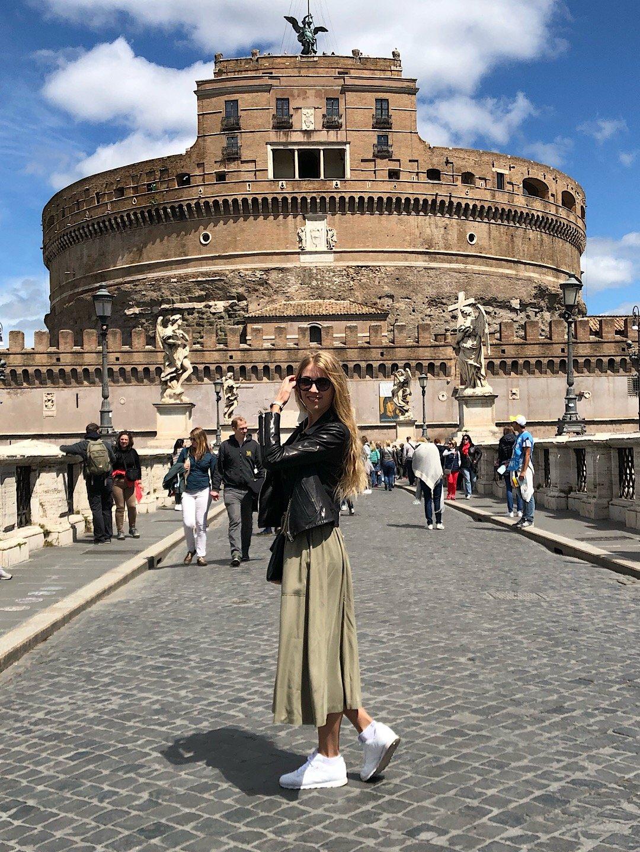 Замок Сант-Анджело, Рим