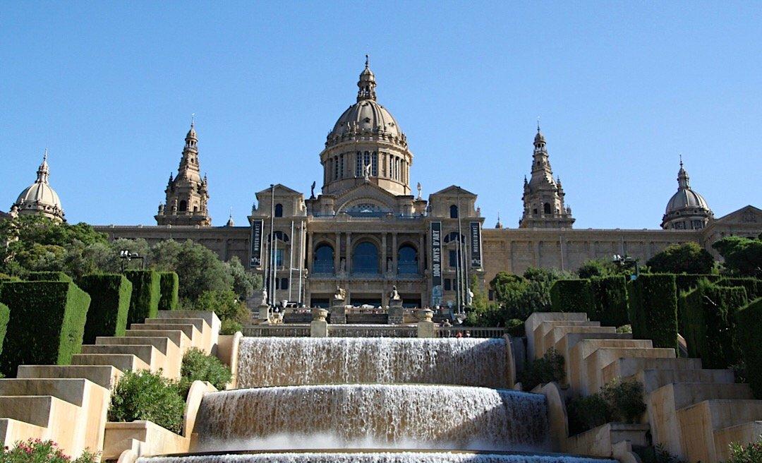 Национальный музей искусства Каталонии (Museu Nacional d'Art de Catalunya)