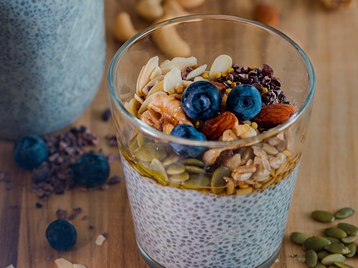 Super Easy Chia Seed Pudding Recipe