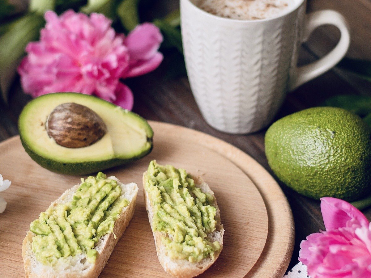 Yummy Avocado Toast for a Healthy Breakfast