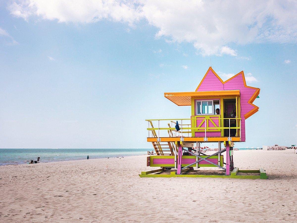 Майами Бич, Miami Beach