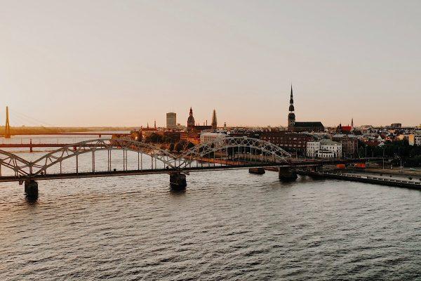 Riga, Europe